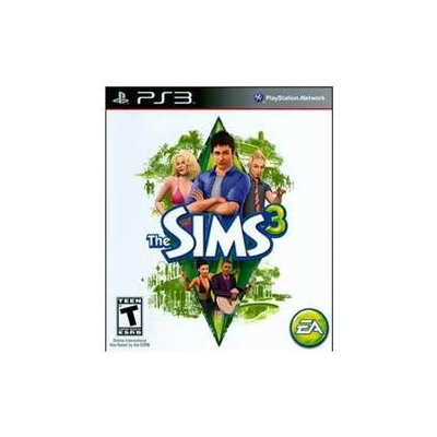 Electronic Arts 19424 The SIMS 3 PS3