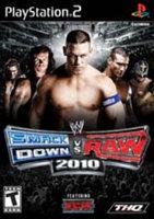 THQ WWE Smackdown vs Raw 2010