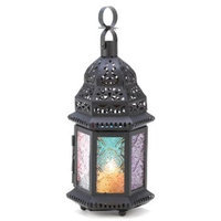Zingz & Thingz 57070450 Magic Rainbow Candle Lantern