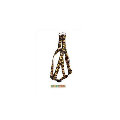 Yellow Dog Design SI-MELS101S Melon Stripes Step-In Harness - Small