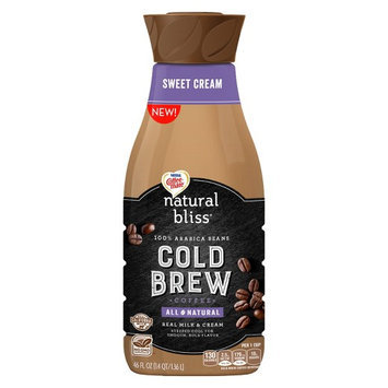 Coffee-Mate Natural Bliss Sweet Cream Cold Brew