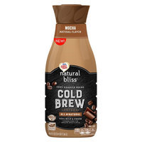 Coffee-Mate Natural Bliss Mocha Cold Brew Coffee