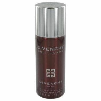 Givenchy (purple Box) for Men by Givenchy Deodorant Spray 5 oz
