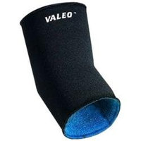 Valeo Neoprene Standard Elbow Support, Black, Large (11 - 12)