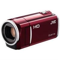 JVC America GZHM30RUS Everio Flash Memory Camera Red