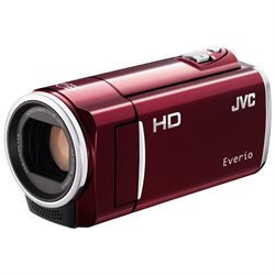JVC America GZHM30RUS Everio Flash Memory Camera Red