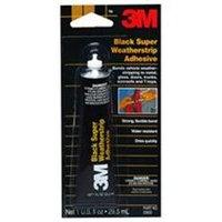 3M Black Super Weatherstrip Adhesive - 3M COMPANY