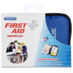 PhysiciansCare Soft-Sided First Aid Kit, 95 Pieces