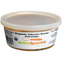 Yummy Spoonfuls Chunky Yummy Organic Sweet Potato & Adzuki Bea, 6-Ounce Tubs (Pack of 12)