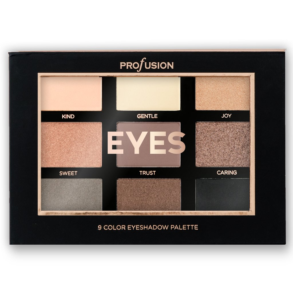 Profusion Cosmetics Eyes Studio Icon Collection