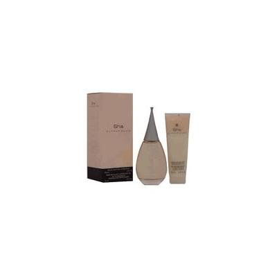 Sha By Alfred Sung For Women. Giftset ( Eau De Toilette Spray 3.3 Oz & Moisture Balance Cooling Gel 2.5 Oz).