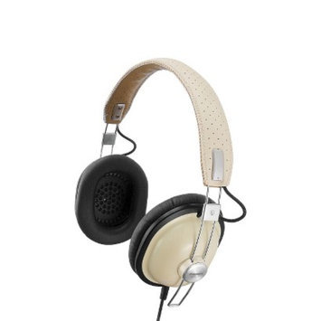 Panasonic RetroStyle Monitor On-the-Ear Headphones - Cream (RP-HTX7-