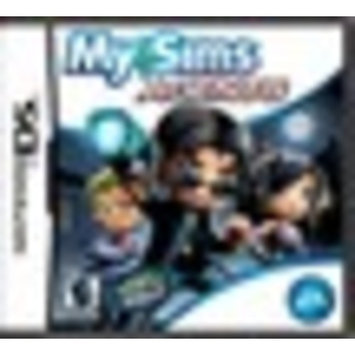 EA The Sims Studio MySims Agents (Nintendo DS)