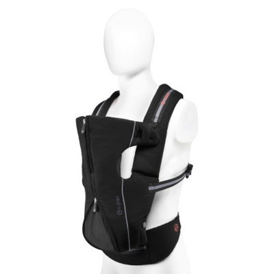 Cybex 2.GO Baby Carrier - Classic Black