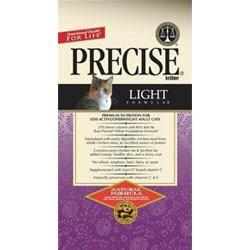 Precise Feline Light Natural Formula Dry Cat Food