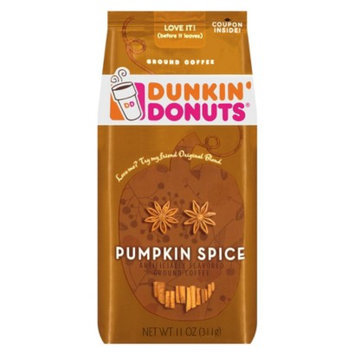 Smucker's Dunkin' Donuts Pumpkin Spice Ground Coffee 11 oz