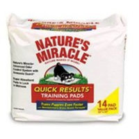 Nature's Miracle®  Quick Results Training Pads