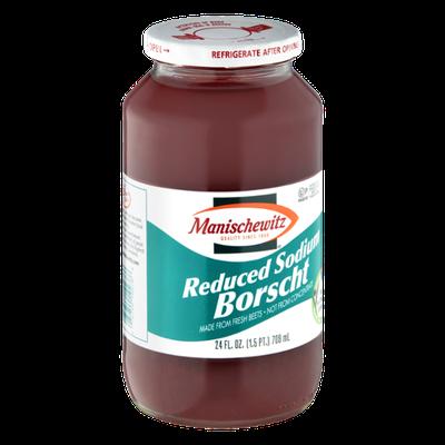 Manischewitz Reduced Sodium Borscht