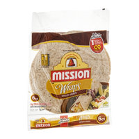 Mission Wraps Multi-Grain - 6 CT