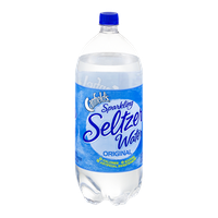 Canfield's Sparkling Seltzer Water Original