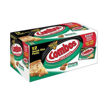 Combos Mixed Fun Size, 12 Count (Pack of 6)