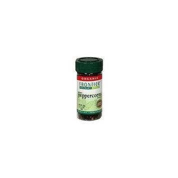 Frontier Herb Organic Smoked Peppercorn Blend ( 6x1.76 OZ)
