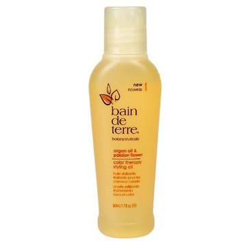 Bain De Terre Passion Flower Argon Oil, 1.7 Fluid Ounce