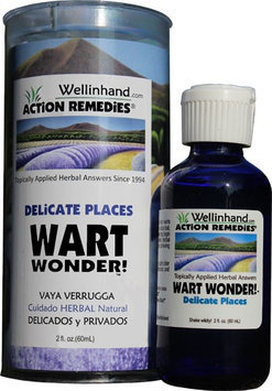 Frontier Wart Wonder Delicate Places, 2 oz, Well-In-Hand