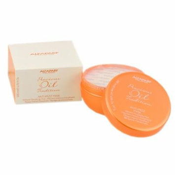 ALFA PARF Precious Oil Tradition Anti-Frizz Intensive Face Mask for Unisex, 6.76 Ounce