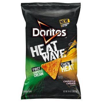 DORITOS® Heat Wave™ Chipotle Cream Flavored Tortilla Chips