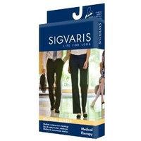 Sigvaris Natural Rubber 503CL2O77 30-40mm. Hg Average Long L2 Calf Beige