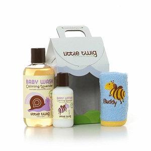 Little Twig Organic Mini Gift Set
