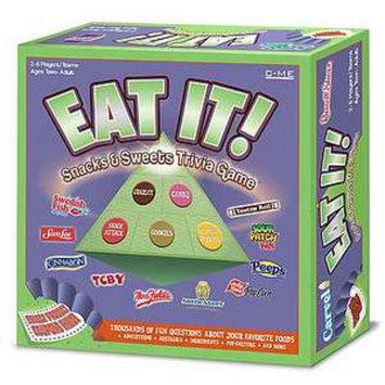 Eat It! Snacks & Sweets Trivia Game, 1 ea