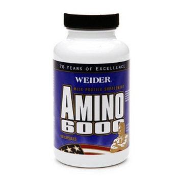 Weider Amino 6000 Milk Protein Supplement