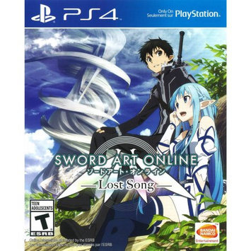Namco Bandai Sword Art Online Lost Song (PS4) - Pre-Owned