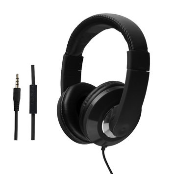 Cam Consumer Products, Inc. Jamsonic Studio Over Ear Headphone With Built In Microphone