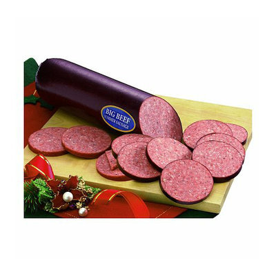 Figis Original Beef Summer Sausage Original