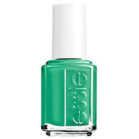 essie nail color, ruffles & feathers