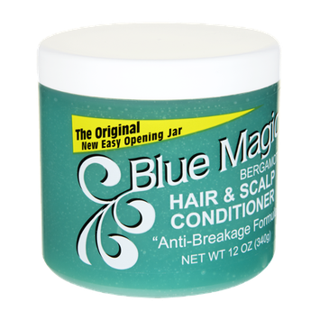 Blue Magic Bergamot Anti-Breakage Formula Hair & Scalp Conditioner