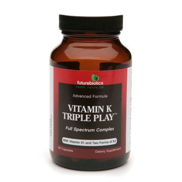 Futurebiotics Vitamin K Triple Play