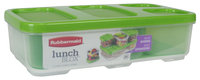 Rubbermaid RUBBERMAID HOME PRODUCTS LUNCH BLOX ENTREE - RUBBERMAID HOME PRODUCTS