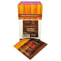 Wp Coffee Wolfgang Puck 016430 Coffee Pods French Roast 18 per box