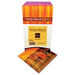 Wp Coffee Wolfgang Puck Coffee - Pods - French Vanilla - 18 count box