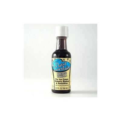 Chefs Industrial F-FF-BOTT-VAN Flavor Fountain Bottle - French Vanilla