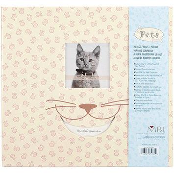 MCS Cat Post-Bound Album - 12x12