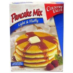 Ddi Country Value (Loretta) Regular Pancake Mix Case Pack 12