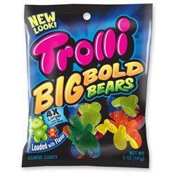 Trolli Big Bold Bears Gummy Candy