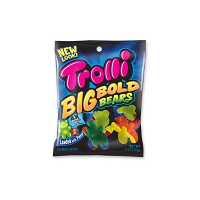Trolli Big Bold Bears Gummy Candy