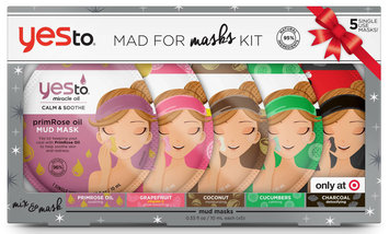 Yes To Mad For Masks Kit