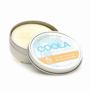 Coola Natural Body Lotion Bar